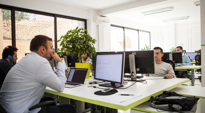 IT workers Interventure