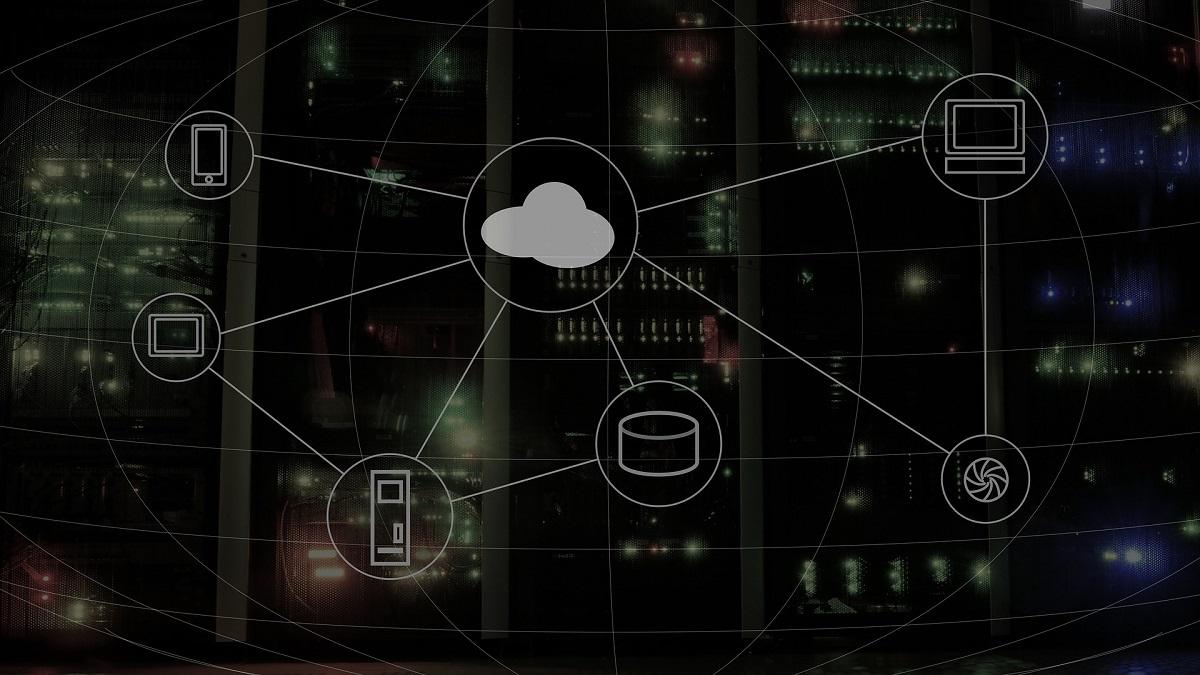 Visualisierung des cloud computings
